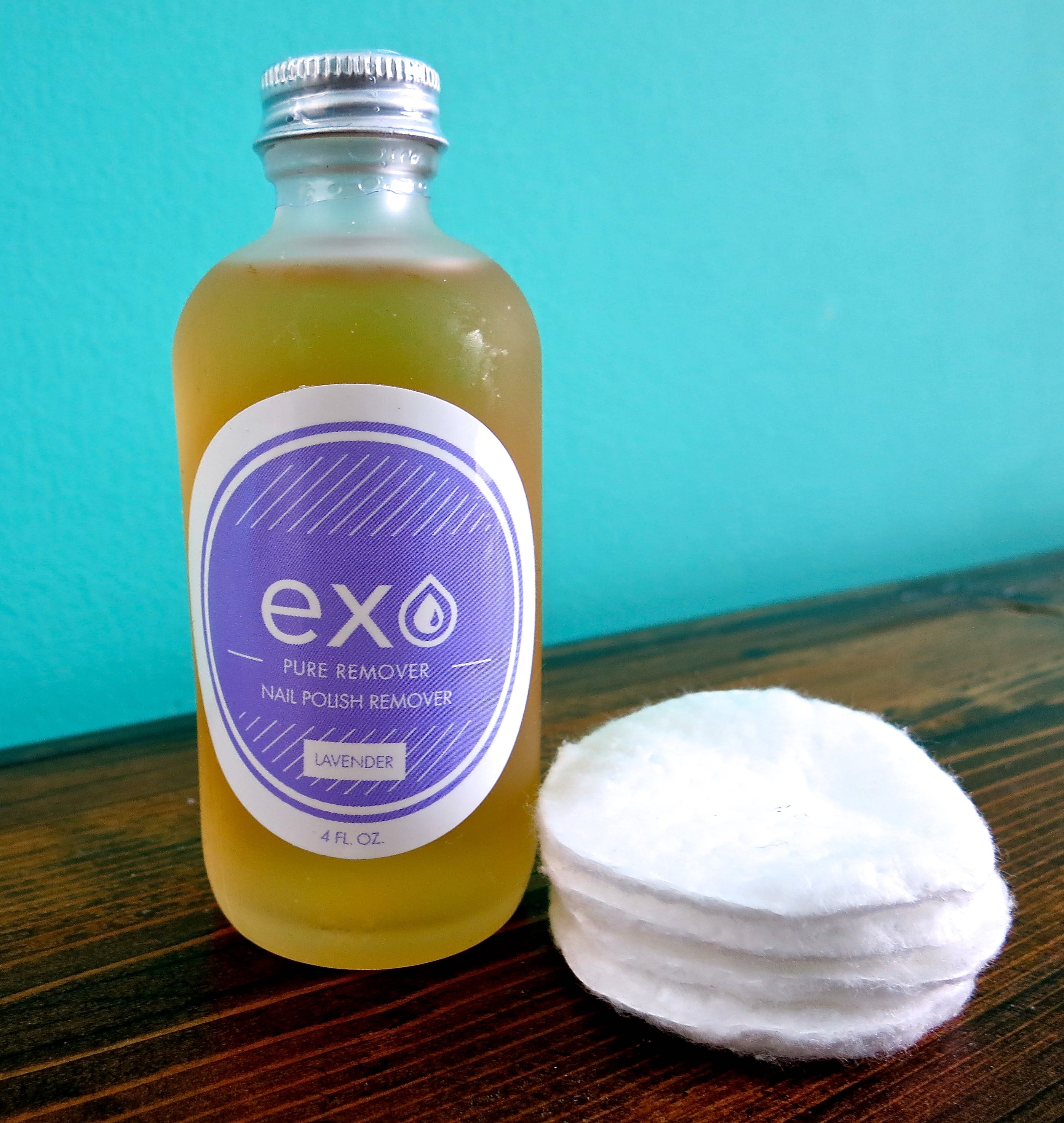Cruelty Free Favorites: EXO Supply Nail Polish Remover – Pretty Harmless