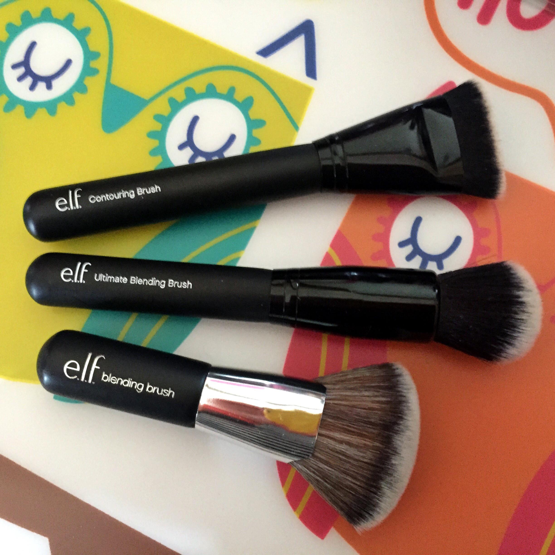new elf brushes. img_2698 new elf brushes